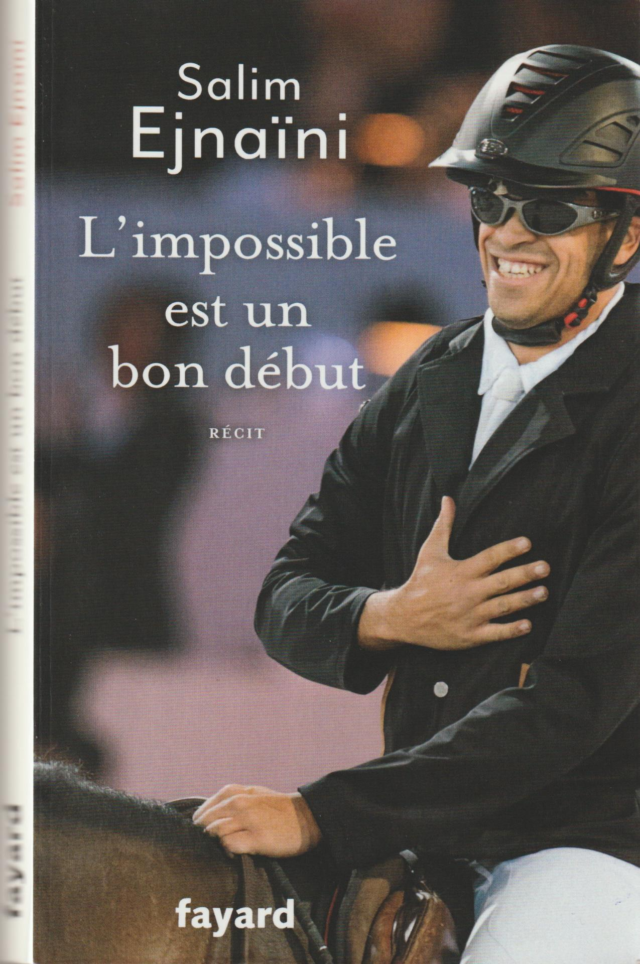 L impossible est un bon debut salim ejnaini