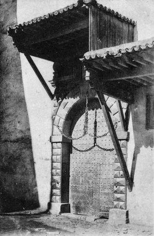 La porte du Palai