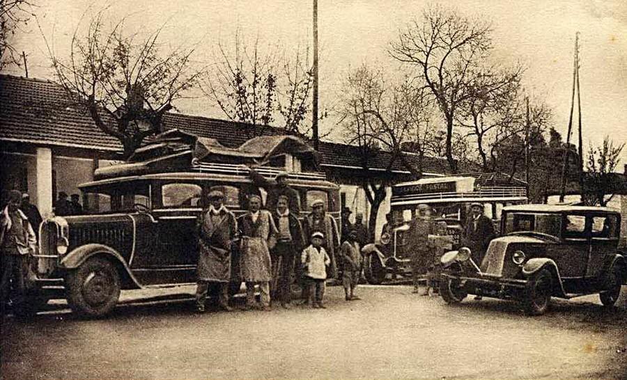 Lavigerie bus