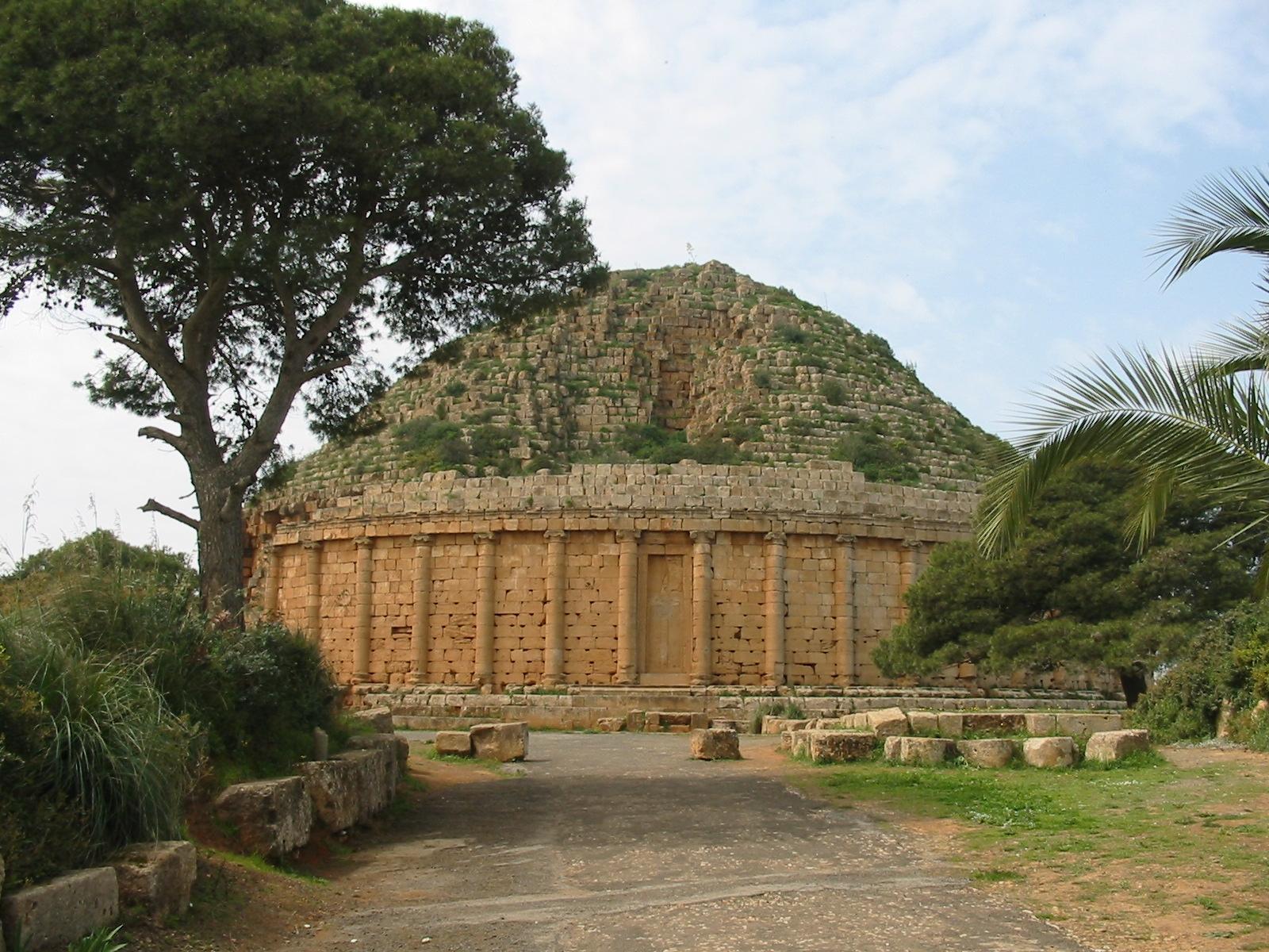 Le tombeau de chretienne