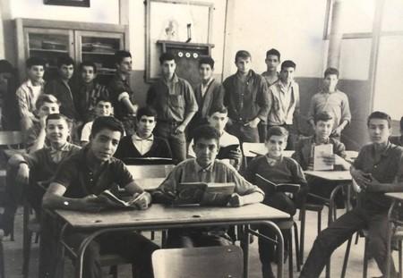 Les anciens eleves CET/ 1961 1962