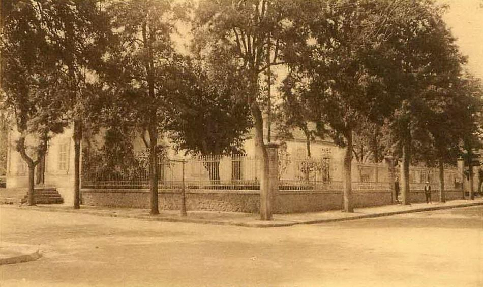 Affreville/ Mairie 1930