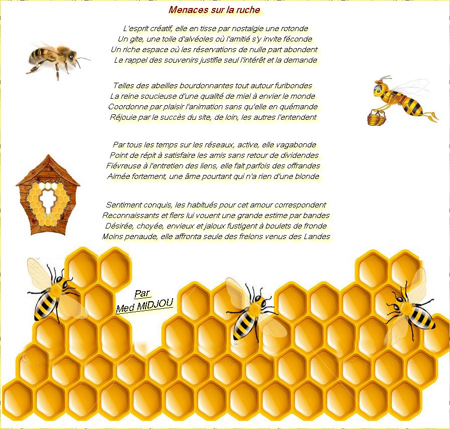 Menaces sur la ruche