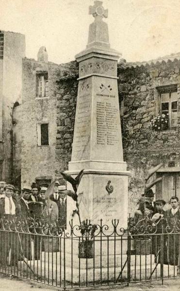 Monuments aux morts de 14 20