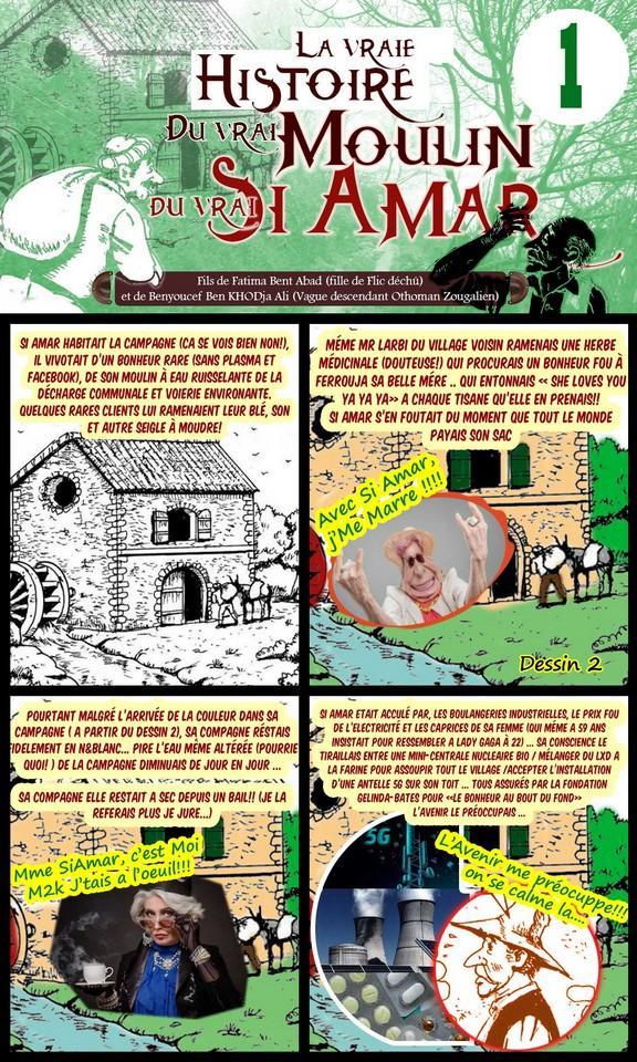 Vrai histoire du vrai moulin