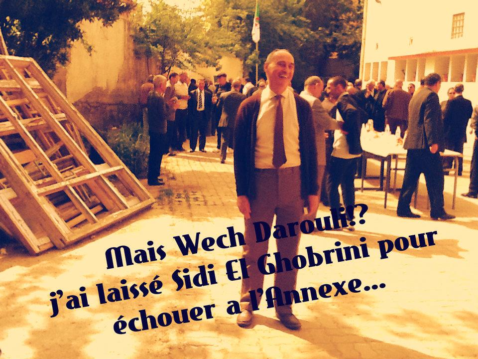 Rencontre algerie 2016