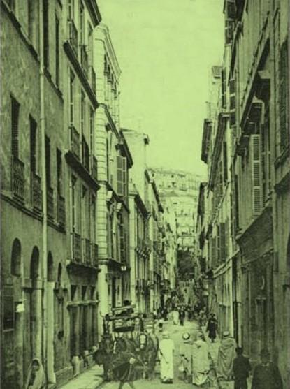 Rue Tanger