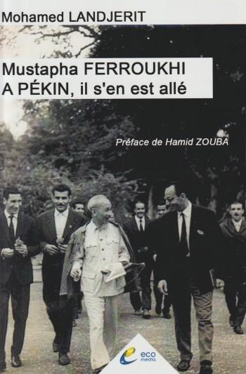 MUSTAPHA FERROUKHI A PEKIN