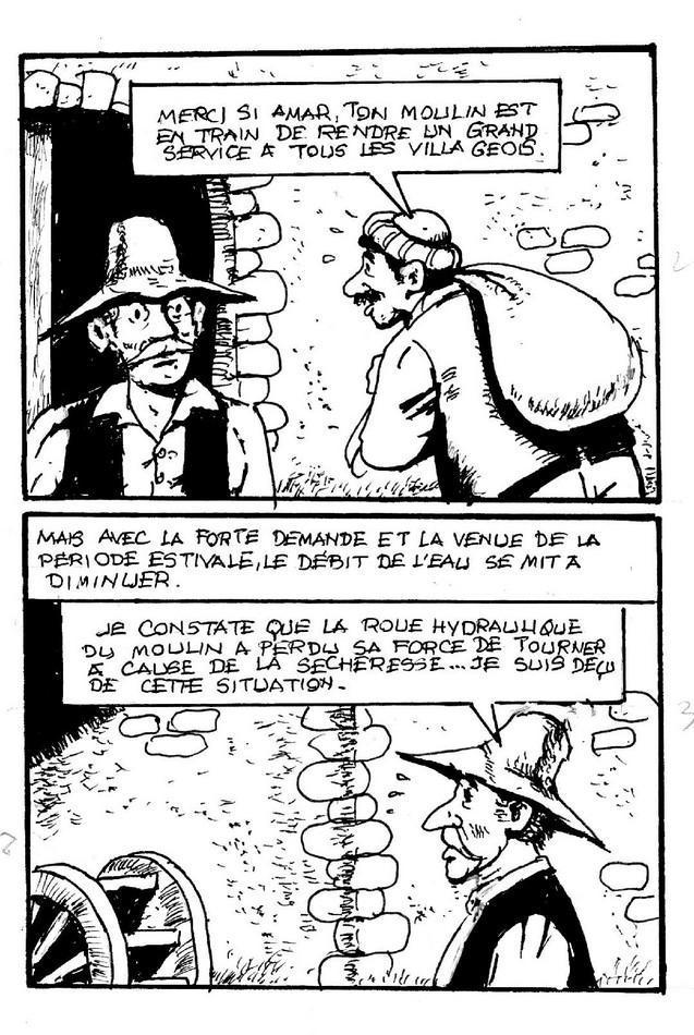 Le moulin de Si Amar/  Épisode 2
